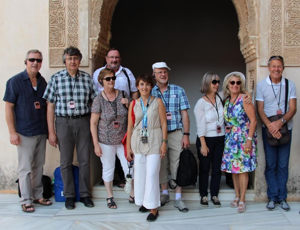 Visita Guiada Alhambra Granada