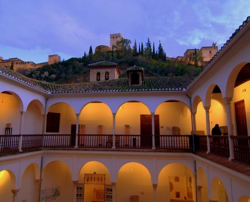 Casa morisca Albayzin Granada
