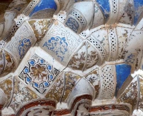Mocarabes Alhambra de Granada