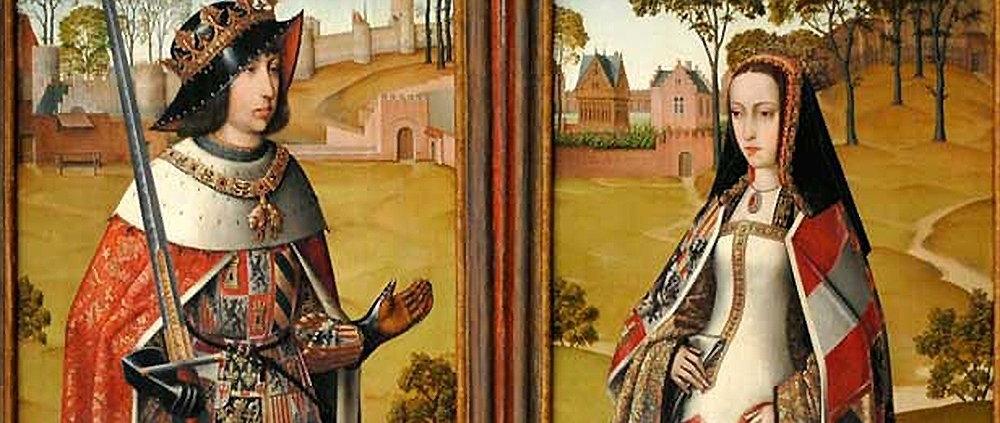 Juana I de Castilla y Felipe el Hermoso