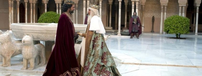 Isabel la católica y Fernando